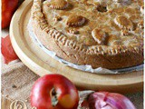Pie di fegato e mele – Calf's liver and apple pie