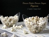 Brown Butter Brown Sugar Popcorn