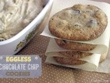 Ccc Monday: Eggless Chocolate Chip Cookies