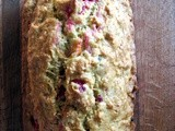 Cranberry Orange and Carrot Bread