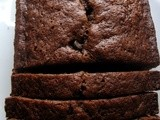 Triple Chocolate Quick Bread