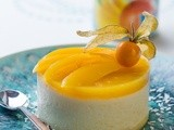 Exotic Mousse Cake ✪ Pineapple, Mango & Coconut