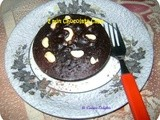2 mins Eggless Chocolate cake