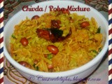 Crunch 'n' Munch Poha / Chirva Mixture