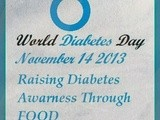 Lemon Oats ~ World Diabetes Day