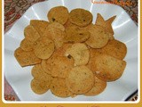 Spicy Biscuits/ Masala Cookies