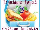 Spotlight : Lunchbox Ideas ~ Announcement Monthly Event