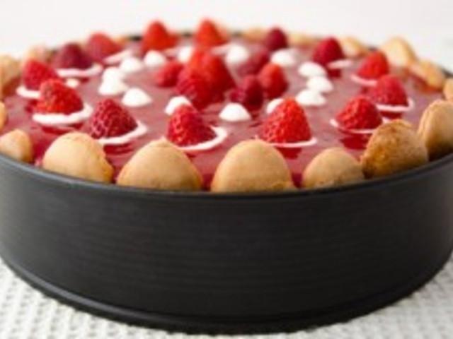 The best very good recipes of charlottes for Maison de charlotte aux fraises