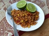 Spanish Style Brown Rice