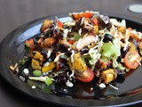 Roasted Pumpkin and Chicken Salad : Delicious Yet Guilt Free