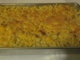 Happy 4TH!    Baked Macaroni and Cheese