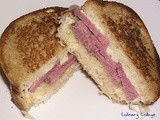 Crock pot reuben sandwich