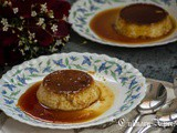 Caramel Custard / Baked Caramel Pudding / How to make a Perfect Caramel Custard