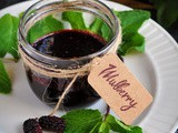 Mulberry Chilli Jam | Mulberry Preserve