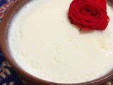 Kolkata r shada mishti doi / homemade sweetened yogurt