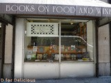 Food Lovers Haven: Kitchen Arts & Letters bookstore in New York City