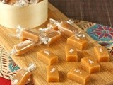 Candies and confections – part 1: salted butter caramels