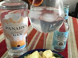 Mediterranean gin and tonic