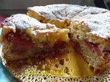 Torta di fragole con buttermilk