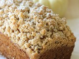 Crumbly Pumpkin Bread