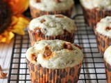 #MuffinMonday: Banana Cinnamon Chip Muffins
