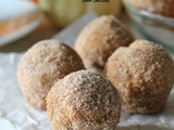 Recipe from the archives: Pumpkin Donut Holes