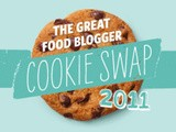 The Great Food Blogger Cookie Swap 2011: Pumpkin Snickerdoodles