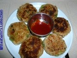 Healthy Noodles Cutlets