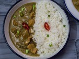 Authentic Green Thai Chicken Curry recipe i took back home; The Cook-off at Baan Thai, The Oberoi Grand Kolkata