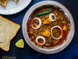Bengali Keema Curry a.k.a Mutton Mincemeat Curry with Potato Chunks