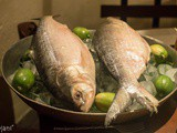 The Ghoti Woman's take on the Ilish Festival by Taj Bengal, Kolkata