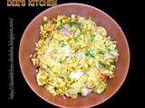 Bhel puri Chaat | For Blog Hop Wednesday