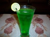 Green Limca Mocktail