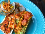 Tandoori Tofu and Cauliflower Taco's – National Vegetarian Week