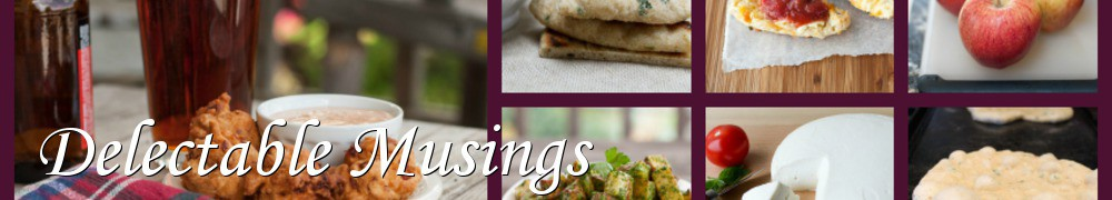 Very Good Recipes - Delectable Musings