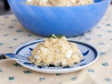 Picnic Potato Salad:  Easter Leftovers