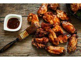Spicy and Delicious Honey Garlic Wings for Amazing Weekend