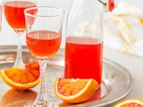 Blood Orangecello