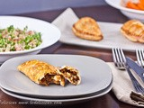 Moroccan Carrot and Lentil Pasties and Brisbane Good Food Show Ticket Giveaway