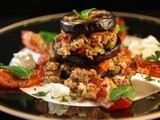 Eggplant with Pickling Spices