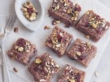 Ricotta Fudge with Dried Fruits, Nuts and Chocolate