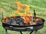 Who Invented The Charcoal Grill