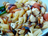 Caprese Pasta Salad: The Sunshine In Your Plate