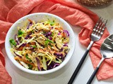 Asian Chicken Salad (Whole30 / Paleo)