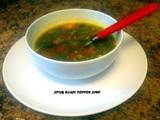Black Pepper Soup / Rasam
