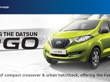 Datsun redi-go - Ride with Fun Freedom Confidence