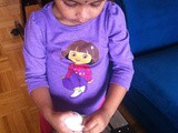 Peeling Egg Shells - Kid's Activity