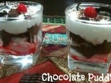 Chocolate pudding (Come on - Lets cook buddies) Entry 19
