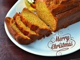 Christmas Saffron Honey Cake