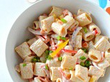 Cold Pasta Salad (with 1000 Island Dressing) | Pasta salad with thousand island dressing recipes